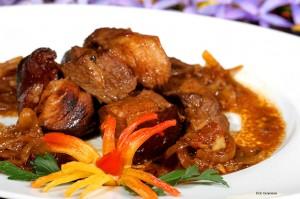 Ragoût de porc