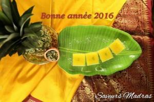 Bonne anné 2016