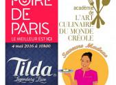 Rendez-vous le 04/05 pour un Show culinaire à la Foire de Paris !