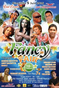 Fancy Fair Mauricien