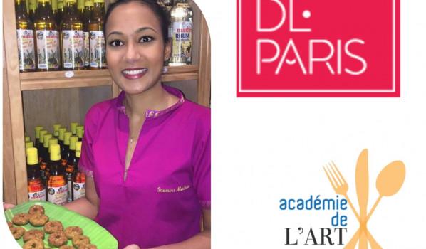 Jeudi 4 Mai à 17h00 : Atelier culinaire à la Foire de Paris